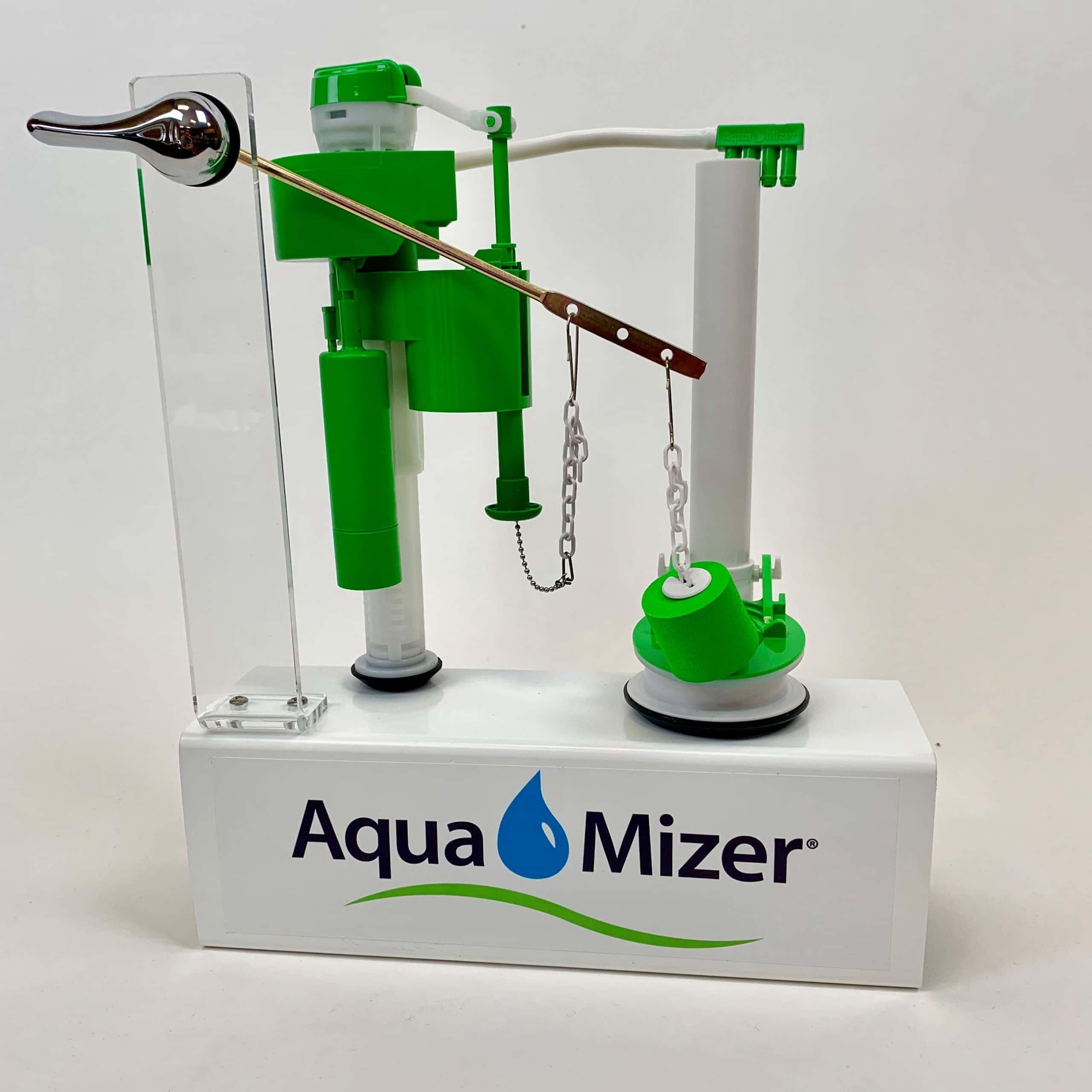 The Aqua Mizer Solution