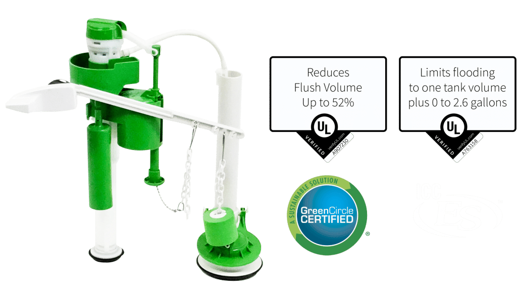 AquaMizer Solution for Toilets