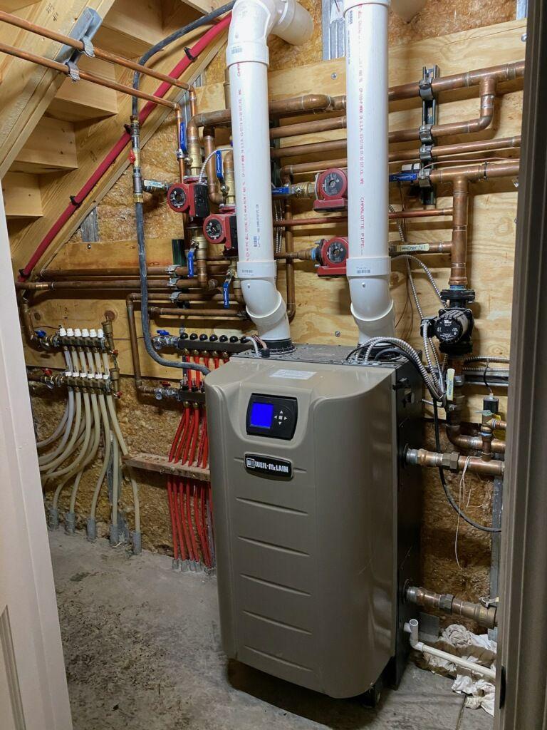 Boiler Radiant Heat